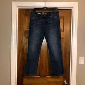 """Like new Kut from the Kloth """"Emma"""" jeans—size 10"""
